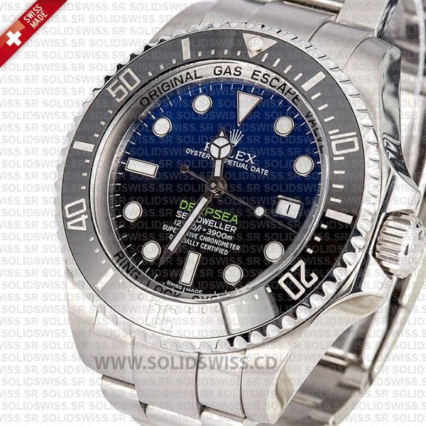 Rolex Sea-Dweller Deepsea D-Blue Dial 44mm