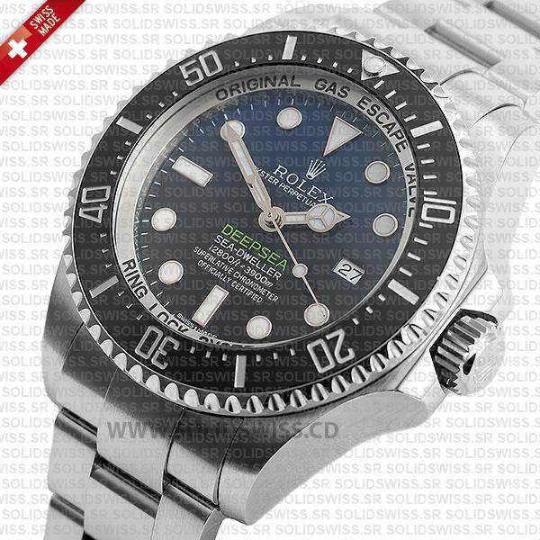 Rolex Deepsea D-Blue SS 44mm
