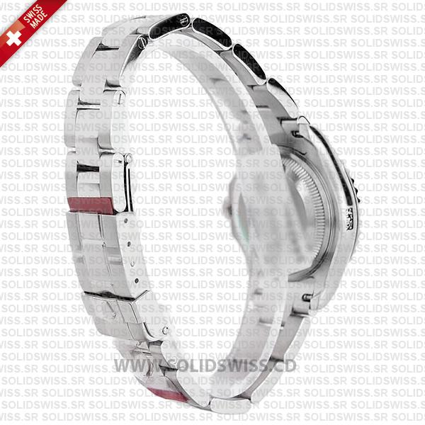 Rolex Yacht-Master Platinum Silver Dial 29mm