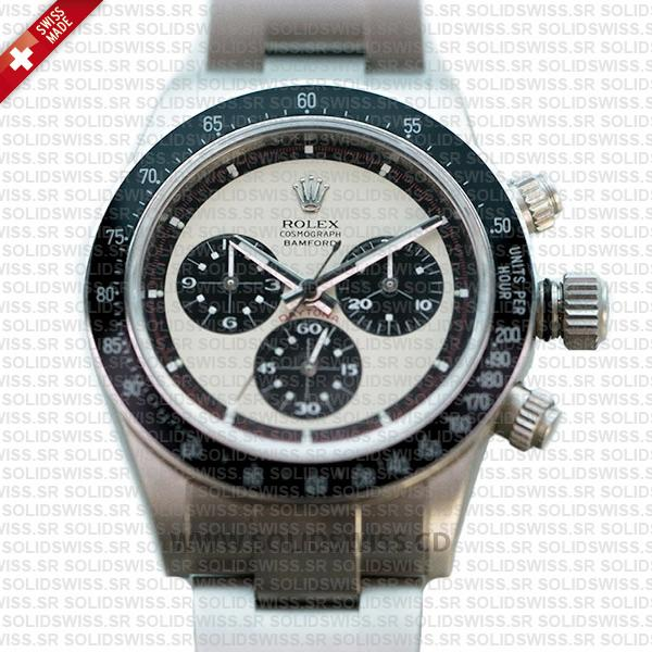Rolex Daytona Vintage Paul Newman White Dial Watch
