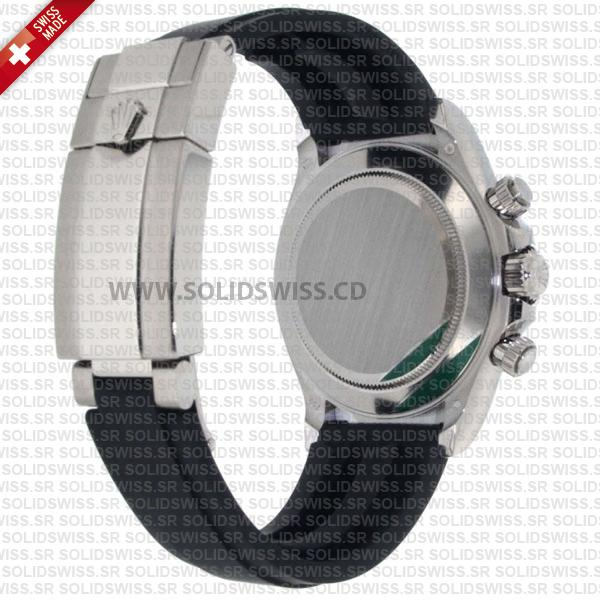 Rolex Cosmograph Daytona Oysterflex Rubber Bracelet