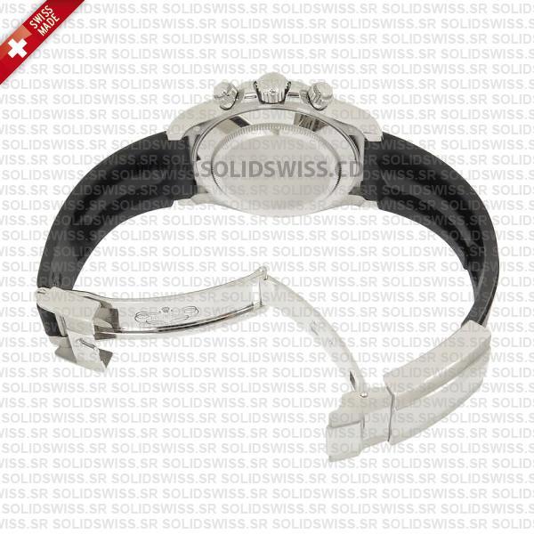 Rolex Cosmograph Daytona Oysterflex Rubber Bracelet 40mm