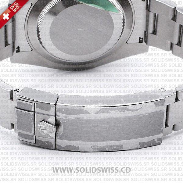 Rolex Submariner Stainless Steel Green Dial Ceramic Bezel