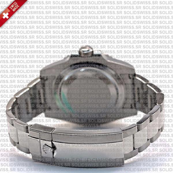 Rolex Submariner Stainless Steel 18k White Gold
