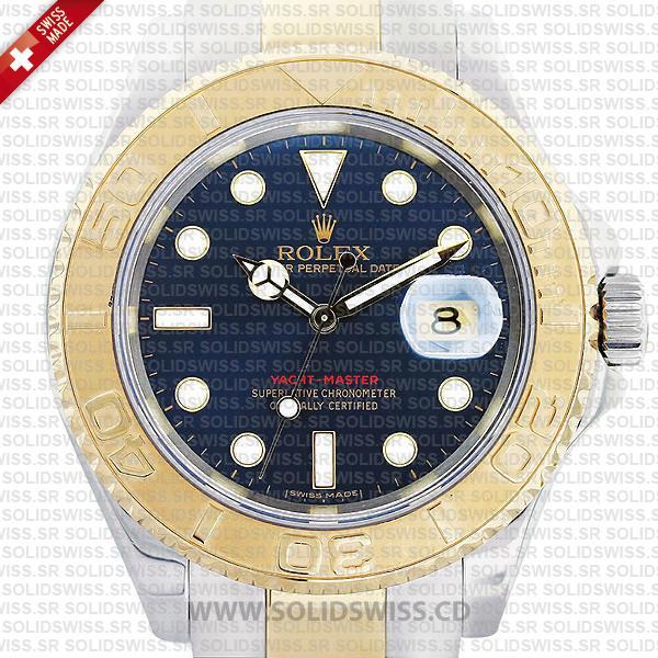 Rolex Yacht-Master 2Tone Blue