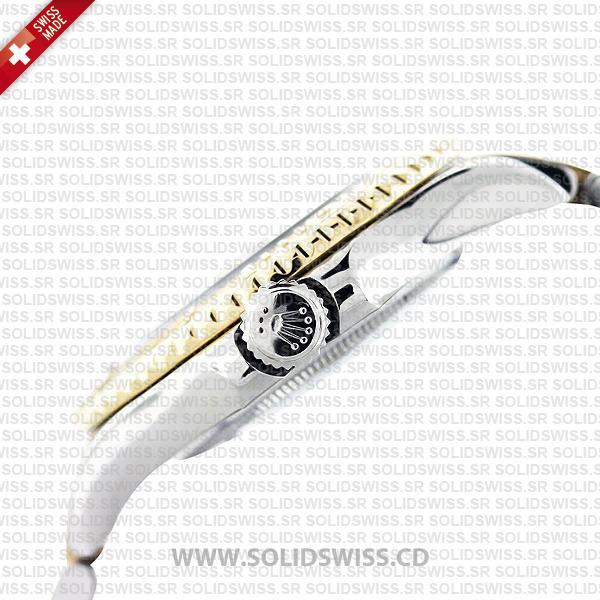 Rolex Yacht-Master 2Tone White